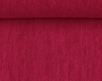 a087d9a30b Perfect Burgundy Linen Fabric for Fashion