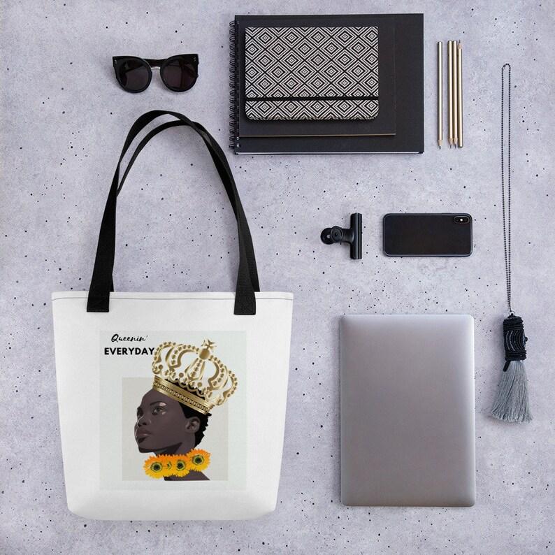 Queenin Everyday  Tote bag