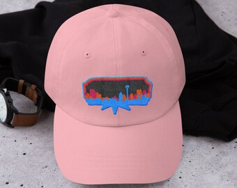 782da2beacc Spurs (Retro) - Dad hat