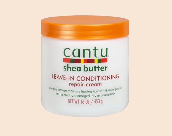 Cantu Shea Butter Leave in Conditioning Repair Cream