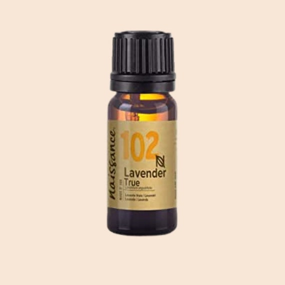 Lavender Oil 100% Natural Essential Oil by Naissance, 10 ml
