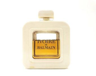37ed5626 Vintage Ivoire De Balmain Made in France 1979 Atomiseur Eau De Toilette  Parfum Luxury Perfume Vintage French Fragrance 1970s Perfume 30 ML