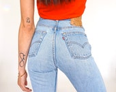 80s Jeans, Pants, Leggings Vintage 501 Levis Jeans Size 2526 $189.00 AT vintagedancer.com