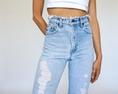 One of a kind Vintage 517 Levi s Jeans Size 24-26