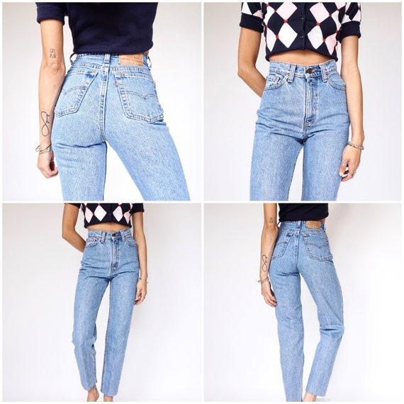 Vintage 512 Levi's Jeans Size 24/25 - image 3
