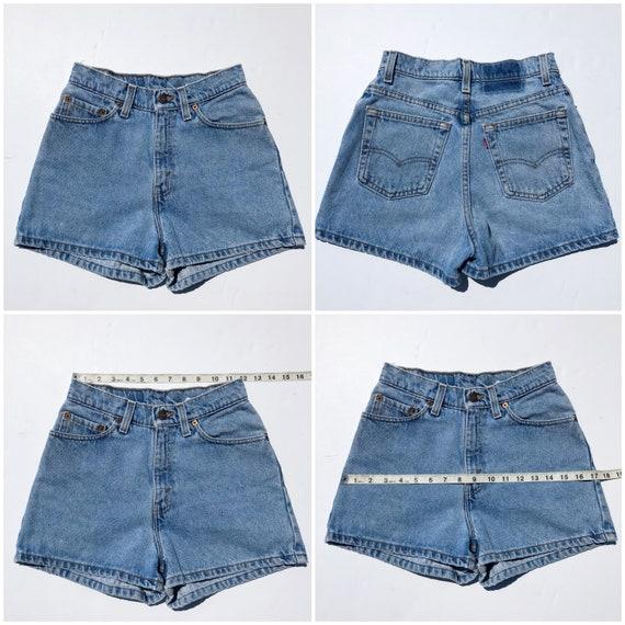 Vintage 512 Levi's Shorts size 24/25 - image 3