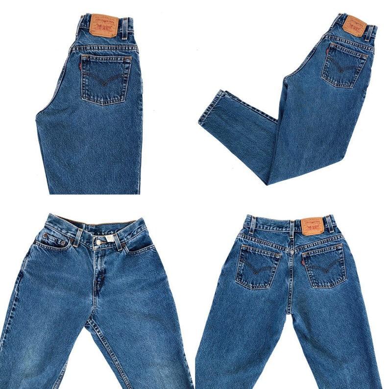 Vintage 550 Levi\u2019s Jeans 2425