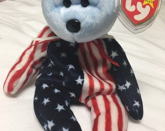 Rare 1999 Spangle Collector Beanie Baby 660aac3020