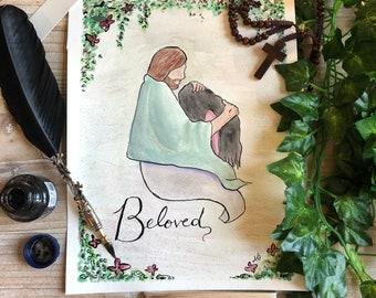 Beloved - Print