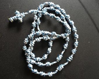 Twine Rosary (Hail Mary)