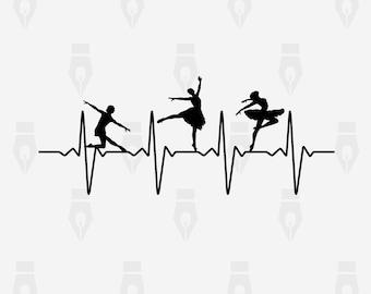 Download Dance heartbeat   Etsy