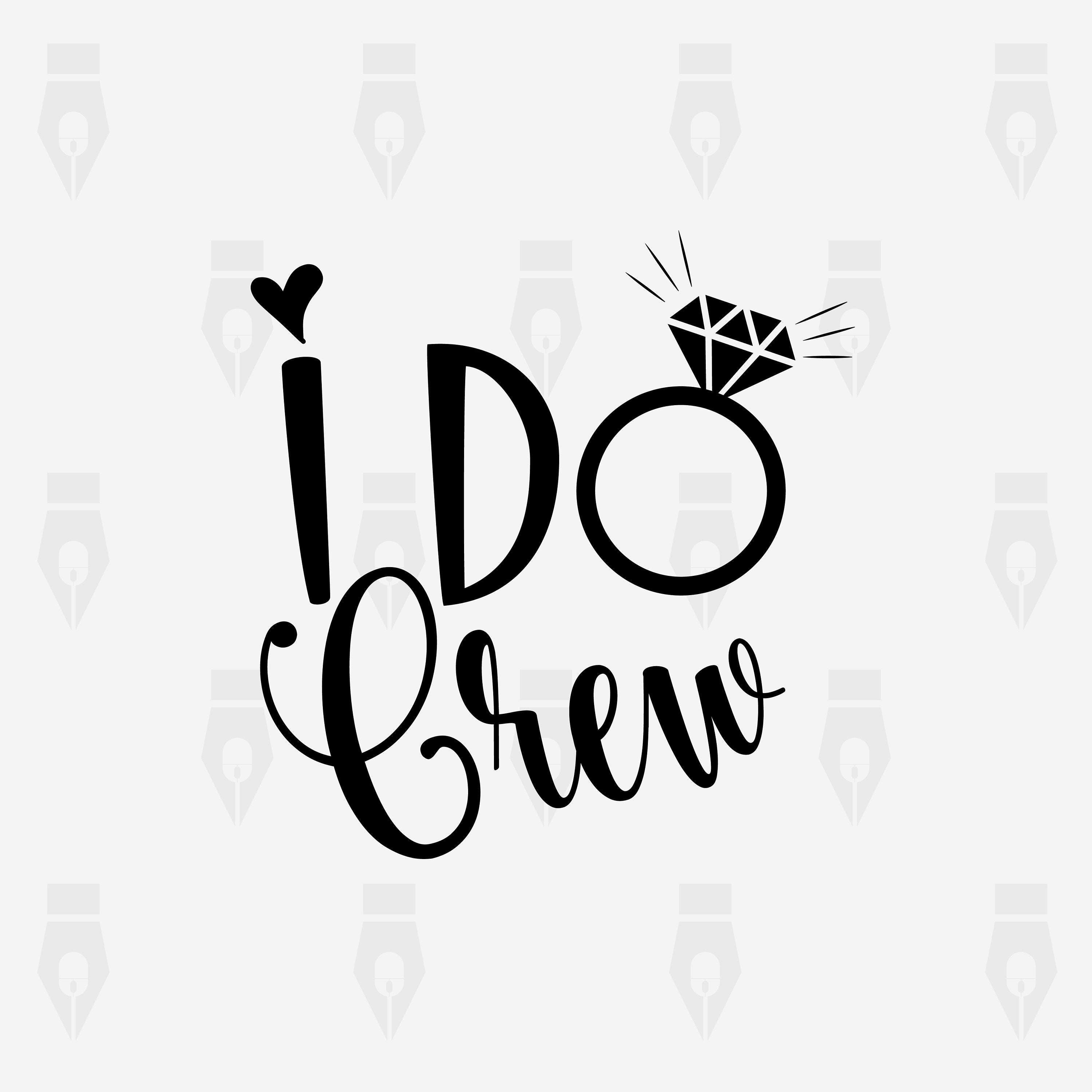 i do crew svg i do crew digital clipart files for design etsy Get It Done Clip Art 50