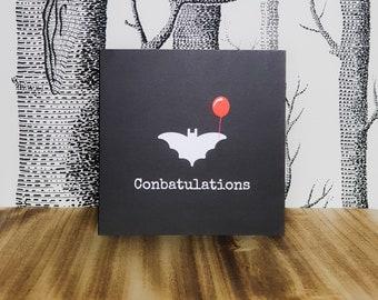Congratulations Card - Conbatuations - Fun Congratulations Card