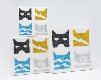 Warrior cats custom | Etsy