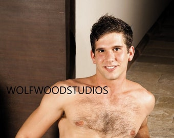 Hairy chested italian studs