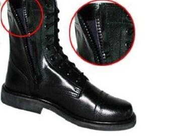 193451aafa6 Combat jump boots   Etsy