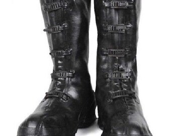 bf293dcc0c7b2 Buckle boots   Etsy