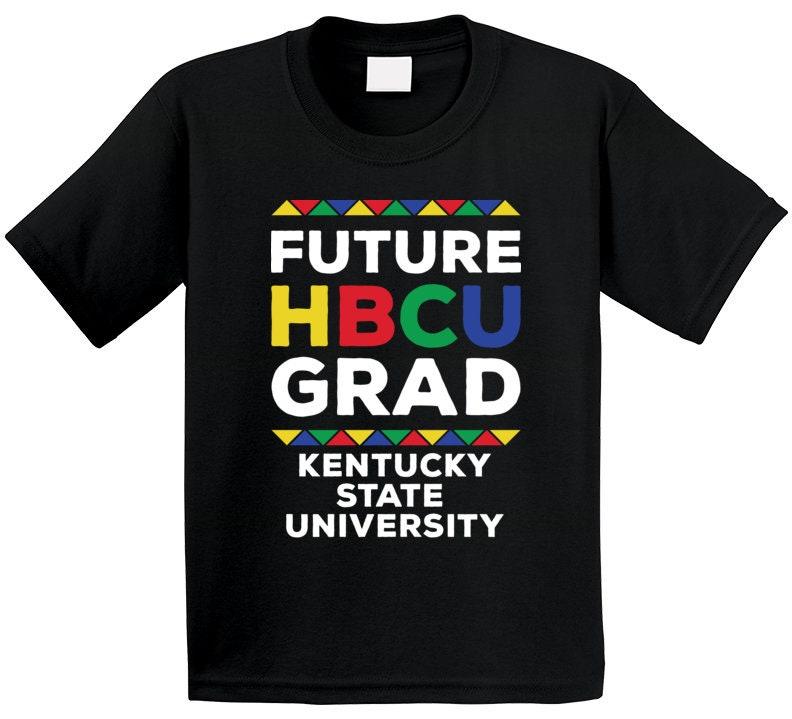 Vintage Aprons, Retro Aprons, Old Fashioned Aprons & Patterns Future Hbcu Grad Kentucky State University T Shirt $20.99 AT vintagedancer.com