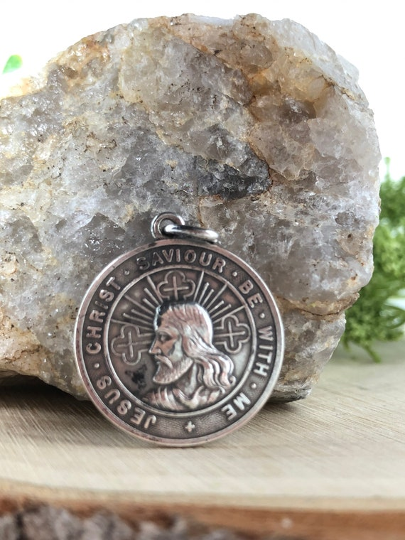 Sterling Silver Jesus Christ Religious