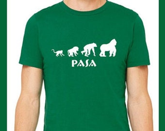 PASA Unisex T-shirt for Primate Conservation - Support the Pan African Sanctuary Alliance!
