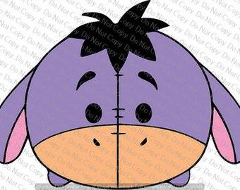 tsum tsum svg etsy rh etsy com Mickey Tsum Tsum Pooh Tsum Tsum