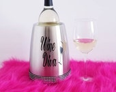 BLING WINE DIVA Active Wine Cooler