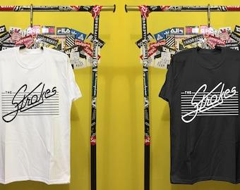 03036f400 Hypebeast Street Wear The Strokes Logo T Shirt, The Strokes Shirt, The  Strokes Clothing for Unisex