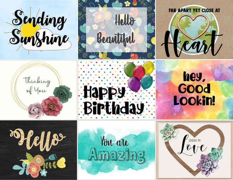 Sunshine Gift Box Thinking of You Gift Box Care Package Birthday
