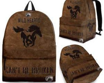 1a588fcc790d Awesome Horse Backpack
