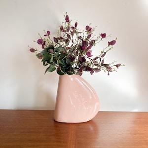 5148 Art Deco Inspired Ceramic Vase Royal Haeger Style No