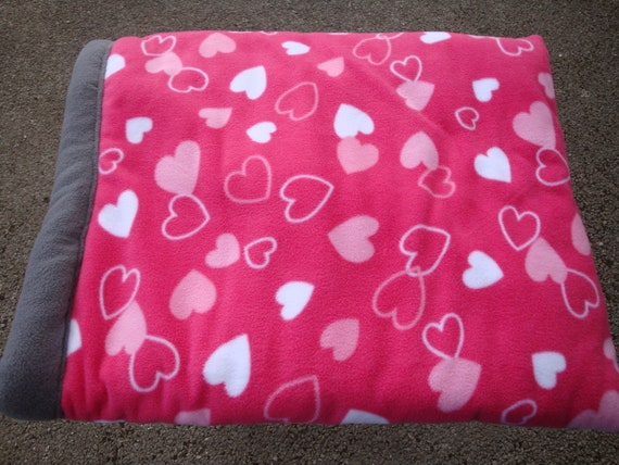 Pink Heart Snoozy For All Animals In All Sizes