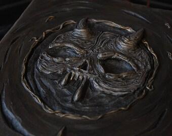 Wood, Ghouls n' Bones Wall Frame #13