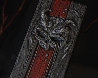 Wood, Ghouls n' Bones Decoration #7