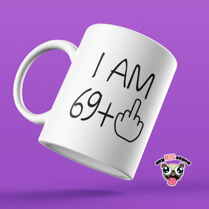 Funny 70th Birthday Mug Gift For Women And Men Turning 70