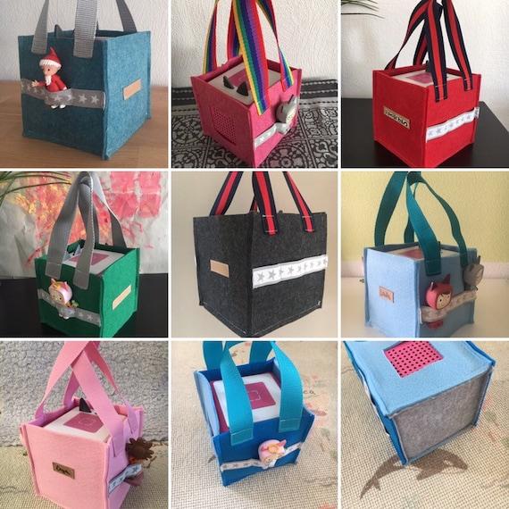 Toniebox bag with name