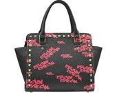 edicion especial design Combat Handbag Graphic Handbag Skull Design Purse Shoulder Bag One of a Kind Purse