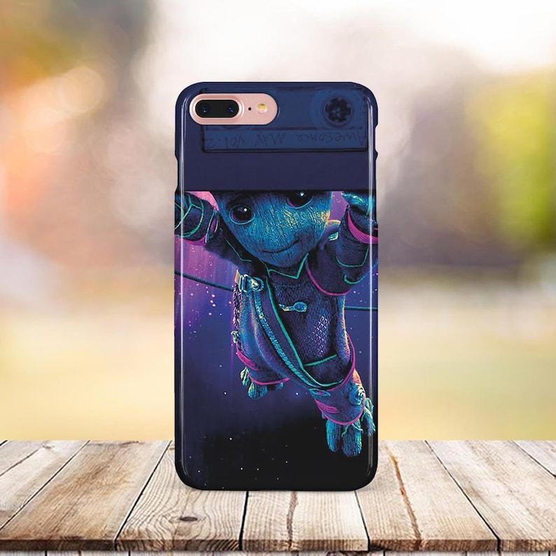 baby groot phone case iphone 8 plus