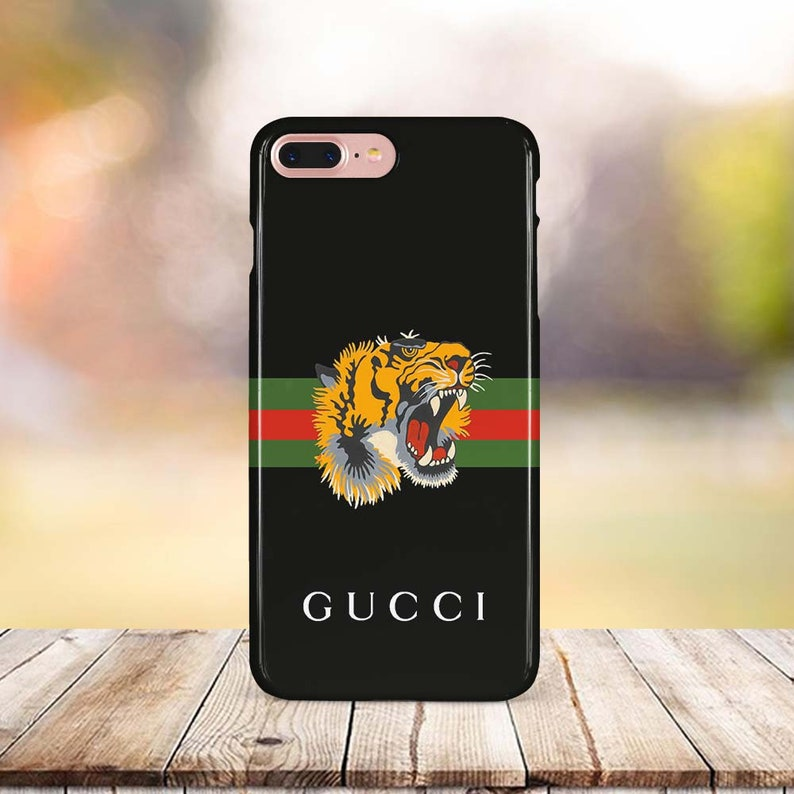 32c748c7 Tiger iPhone 8 Inspired by Gucci Logo Case iPhone 7 Plus Samsung S7 Case  Galaxy S10e iPhone X XS Case iPhone XS Max Gucci Case Tiger Gucci