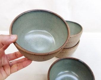 Handmade Ceramic Bowl, Cereal Bowl, Breakfast Bowl, Stoneware Bowl, House warming Gift