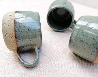 10 oz Handmade Ceramic Mug, Coffee Mug, Tea Mug, 300 ml Mug, Birthday Gift, House Warming Gift