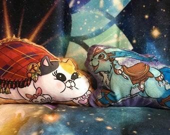 Mini Mount Pillows