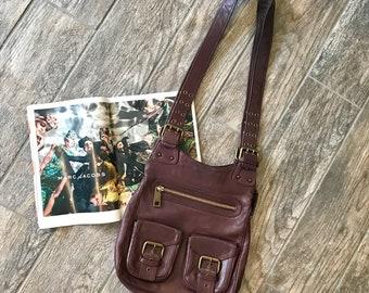 3a4a2ddfc45f Vintage Marc Jacobs Leather Bag