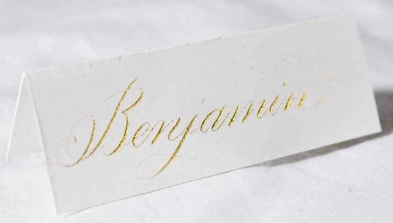 Calligraphy Place Cards Handwritten Place Cards Place Cards Wedding Handwritten Calligraphy Wedding Place Cards Place Names Wedding