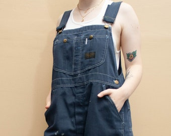 1960's Sears Perma Press Union Made Overalls
