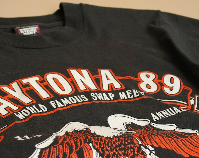 1989 Daytona Bike Week T-shirt
