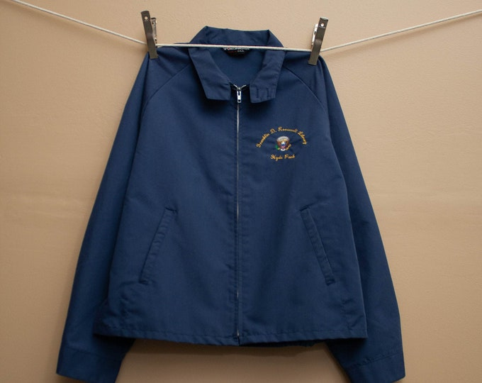 1970's Embroidered Coach Jacket