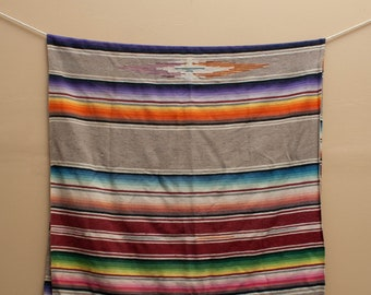 1950's Authentic Saltillo Blanket