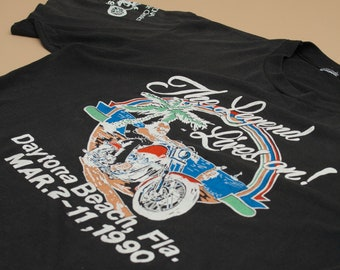 1991 Daytona Motorcycle Classic The Legend Lives On T-Shirt