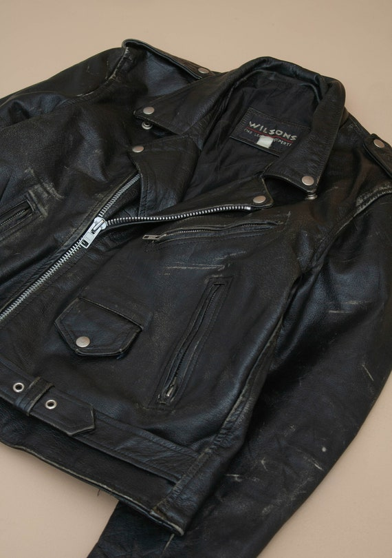 1980's Leather Perfecto Jacket