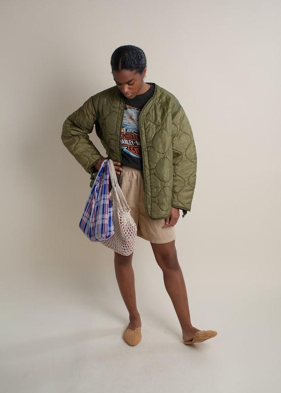 1980's Elastic Waist Pull On Shorts